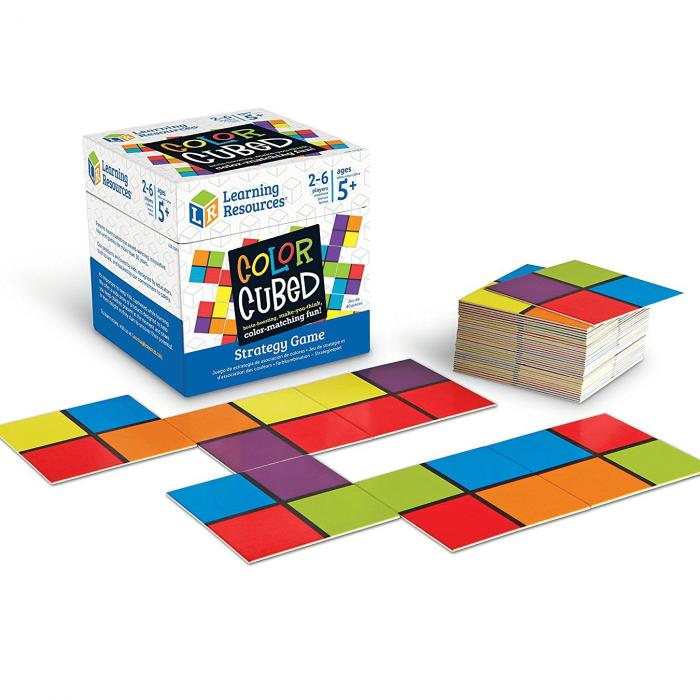 Color cubed - set educativ de strategie 0