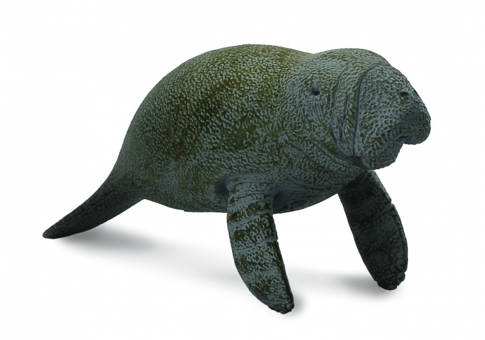 Lamantinul Pui - Animal figurina 0