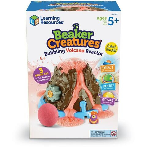 Beaker Creatures - Monstruletii din vulcan [0]