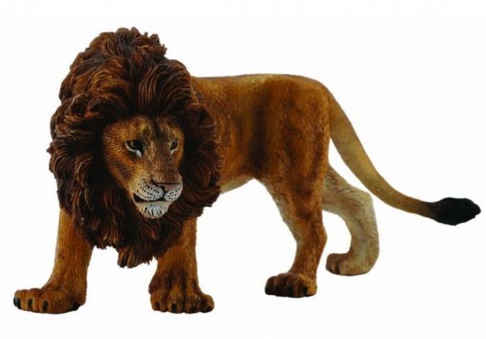 Leu African L Animal figurina [0]