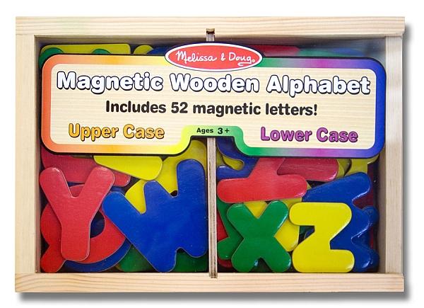 Litere Magnetice - Set educativ [0]