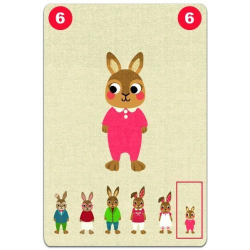 Joc de carti - Familou 1