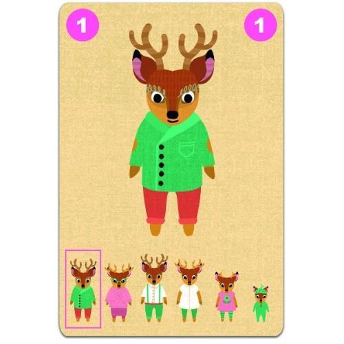 Joc de carti - Familou 2