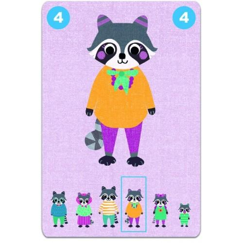 Joc de carti - Familou 3