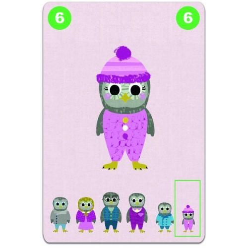 Joc de carti - Familou 4