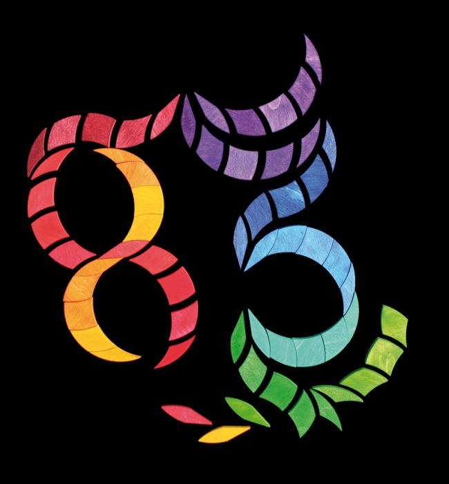 Mandala culorilor - puzzle magnetic [4]