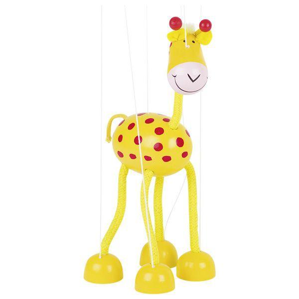 Marioneta Girafa - Goki 0