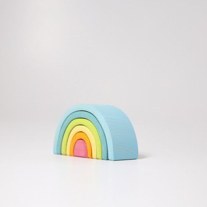 Micul curcubeu nuante pastel [0]