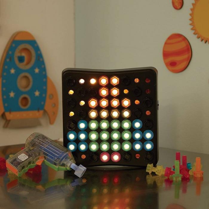 Micul meu atelier de indemanare cu lumini - Set creativitate si indemanare [3]