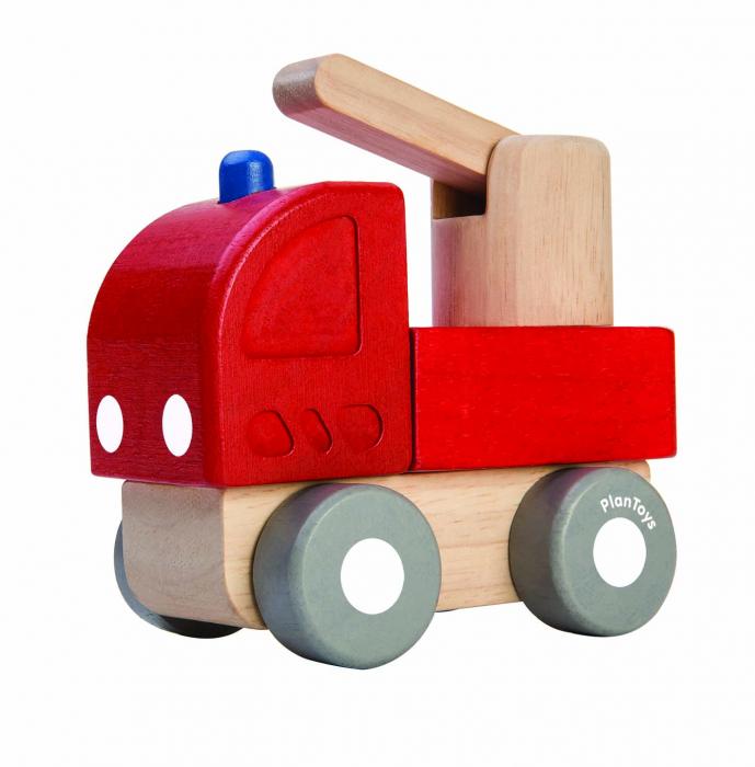 Mini camion de pompieri 0