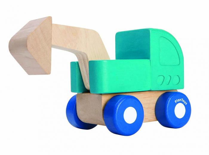 Mini excavator - vehicul potrivit pentru maini mici [0]