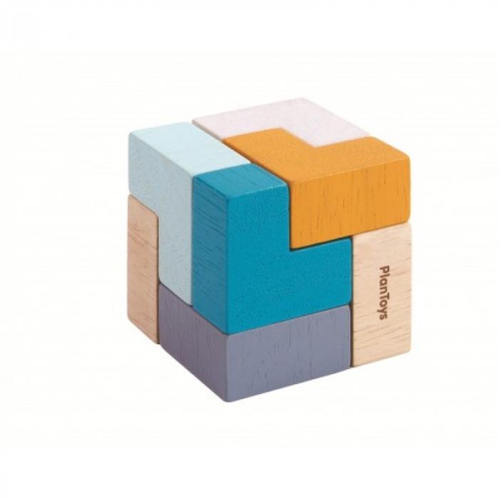 Mini Puzzle 3D - Set educativ [0]