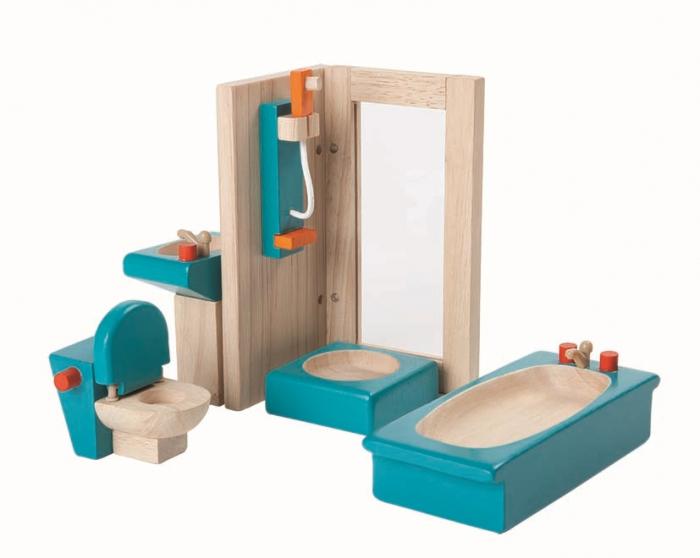 Mobilier pentru casuta papusii - bathroom 0