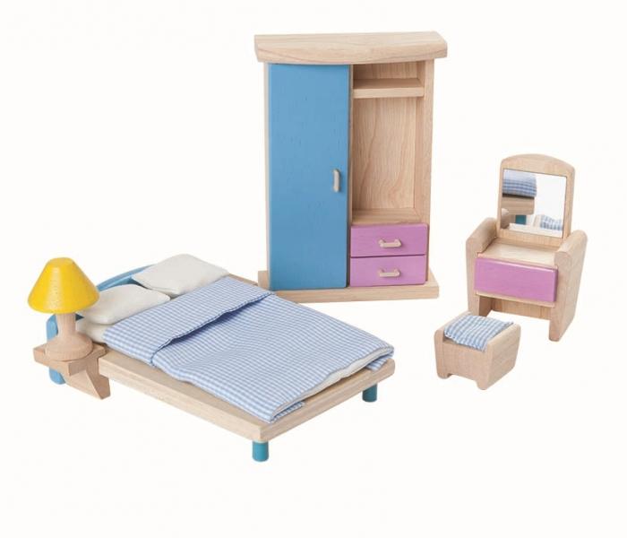Mobilier pentru casuta papusii - bedroom 0