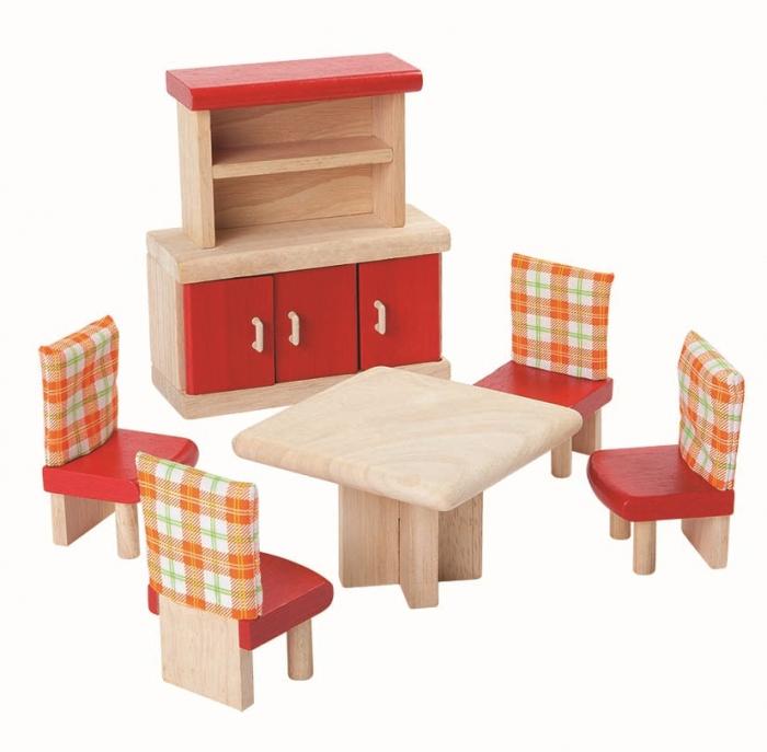 Mobilier pentru casuta papusii - dining room 0