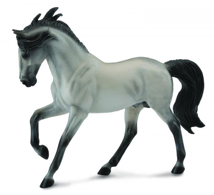 Murg Andaluz gri - Animal figurina [0]
