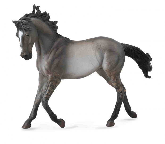 Mustang - Grulla - Animal figurina [0]