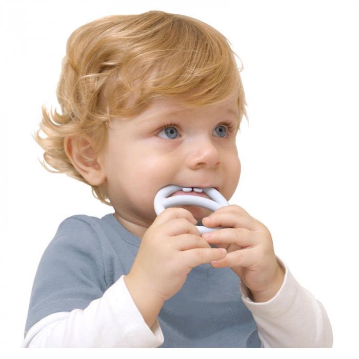 Nigi-Nagi-Nogi - set 3 inele de dentitie multisenzoriale - Pastel [1]