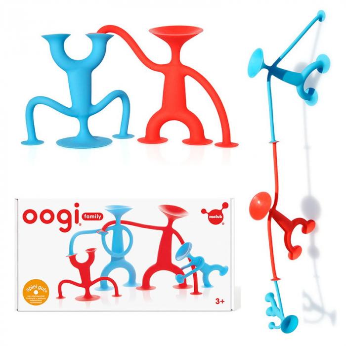 Oogi Family set cu 4 piese 1