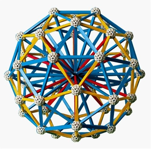 Set stiintific de constructie Zometool - Creator 3 3