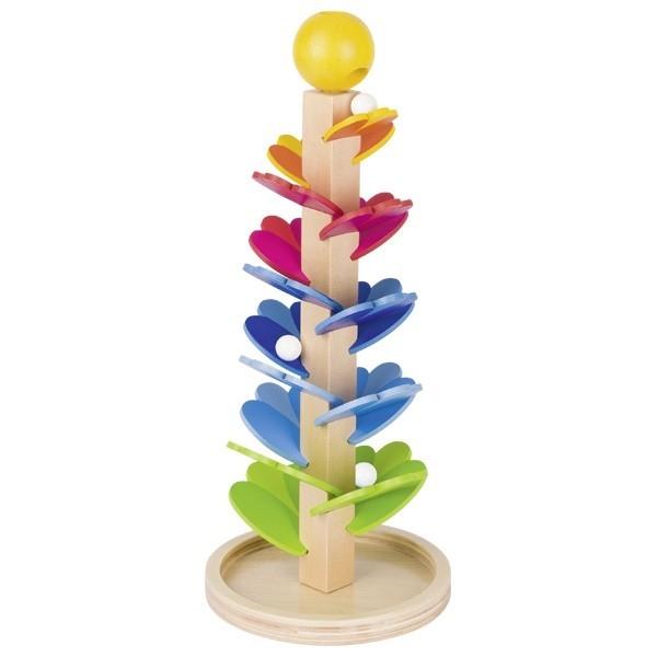 Pagoda muzicala din lemn 0