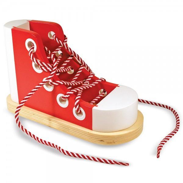 Pantof Cum sa legam sireturile [6]