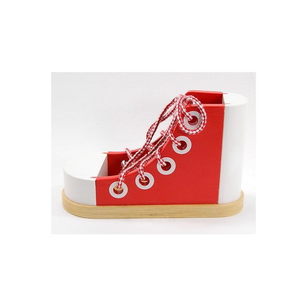 Pantof Cum sa legam sireturile [1]