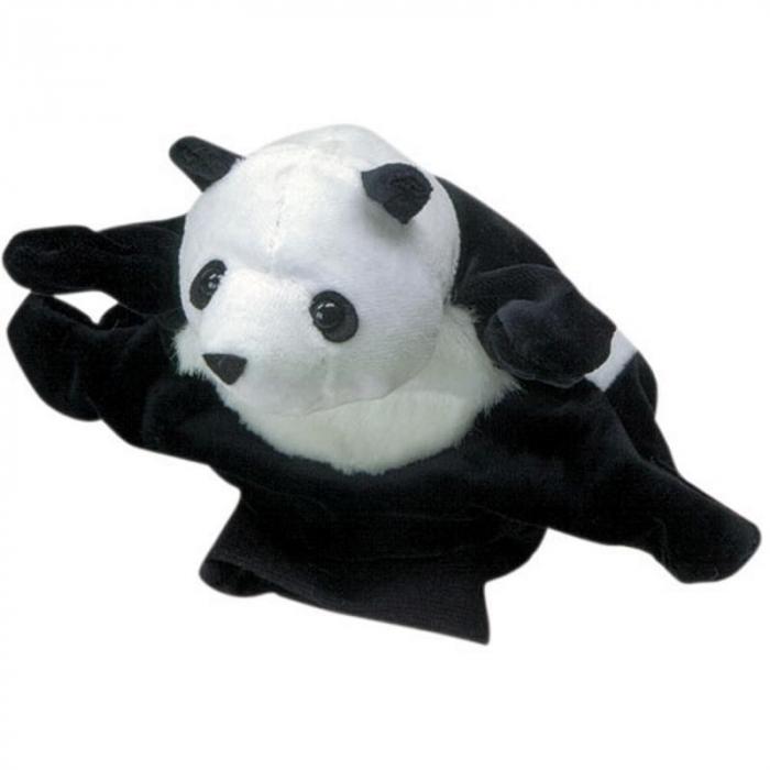 Papusa de mana Panda 0
