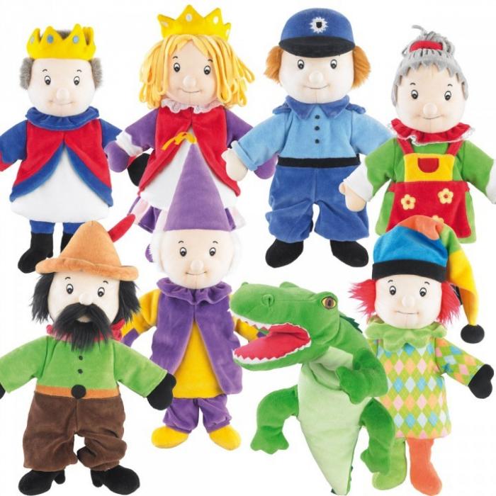 Papusi de mana 8 personaje 10