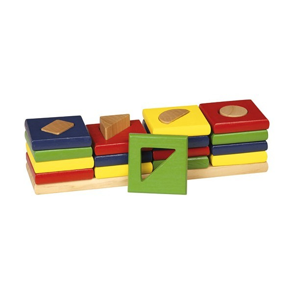 Patru turnuri - Sortator Geometrii 2 1