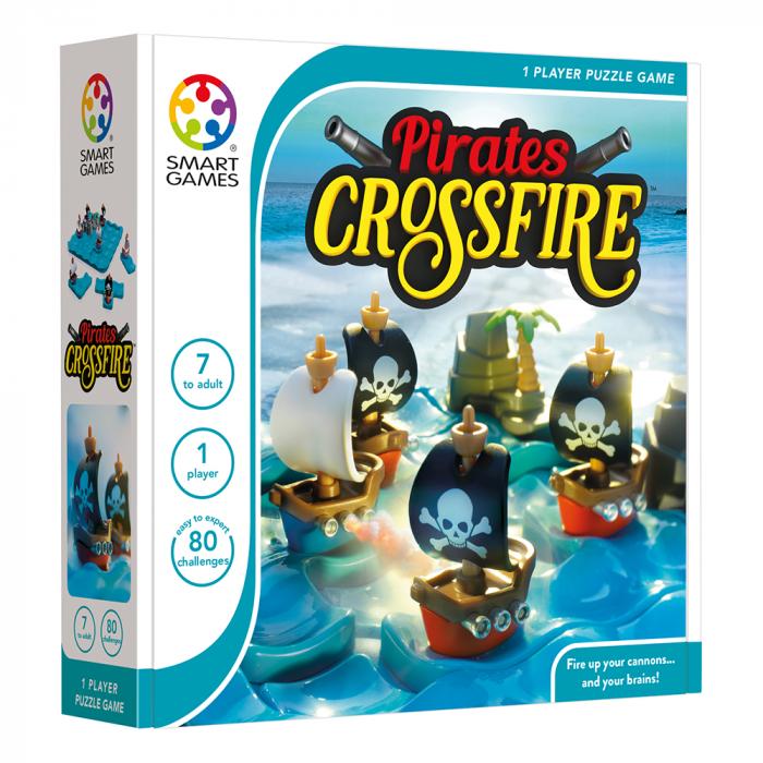 Batalia piratilor - Pirates crossfire - Joc de logica [1]