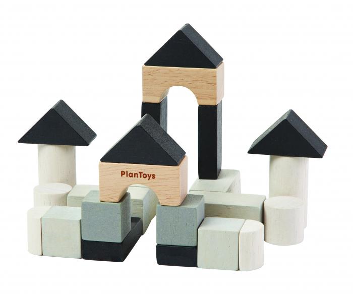 Plan Mini cu cuburi de construit [0]