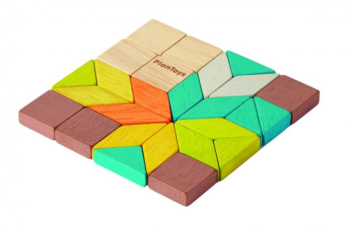 Plan Mini Mozaic [0]