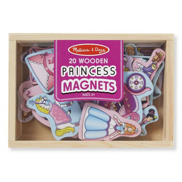 Printese magnetice din lemn 0