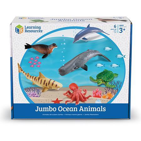 Vietatile oceanului - Figurine mari 3