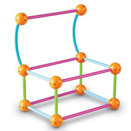 Construieste geometric - Set de construit forme geometrice 1