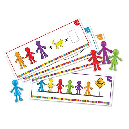 Familia mea - carti de activitati - set educativ 1