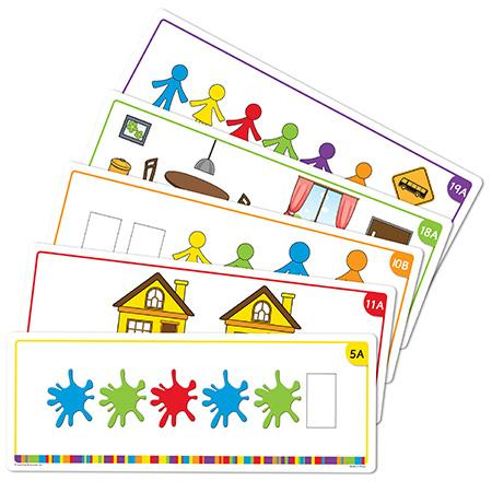 Familia mea - carti de activitati - set educativ 4