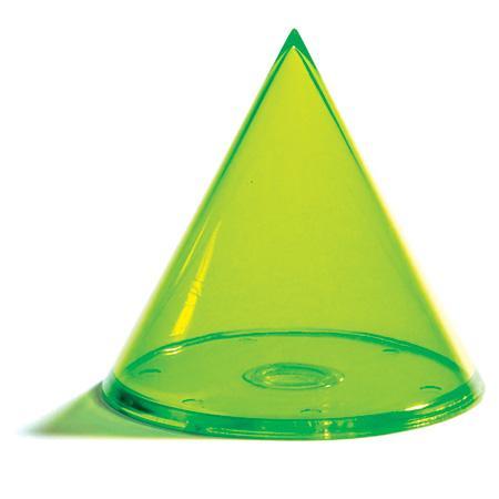 Set figuri geometrice transparente 3