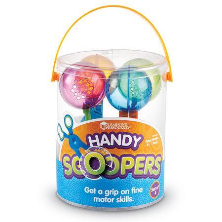 Foarfece cu cupe - Handy Scoopers - Set indemanare