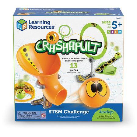 Provocarea cu catapulta - Set STEM