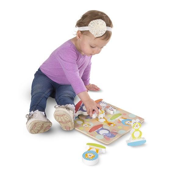 Puzzle bebe Safari Balance 2
