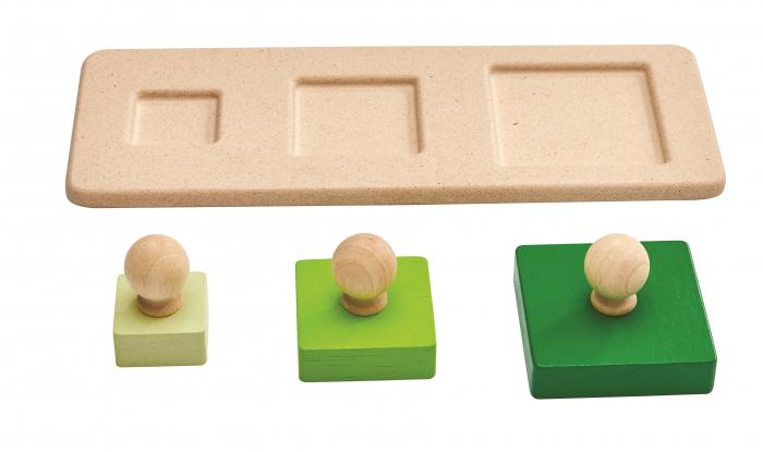 Puzzle cu patrate 2