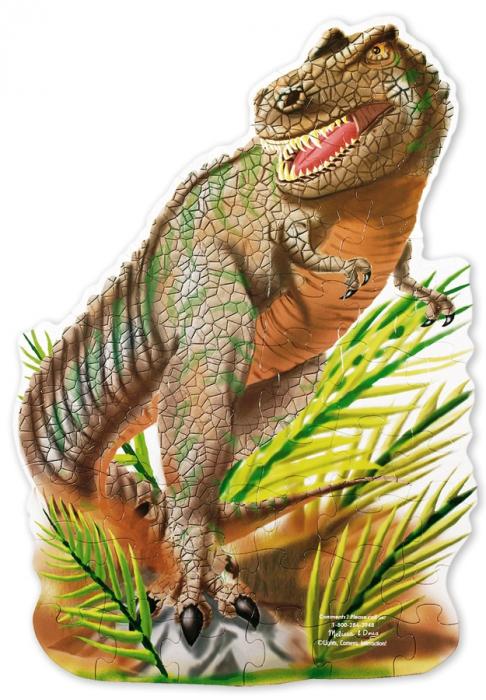 Puzzle de podea T-Rex 0