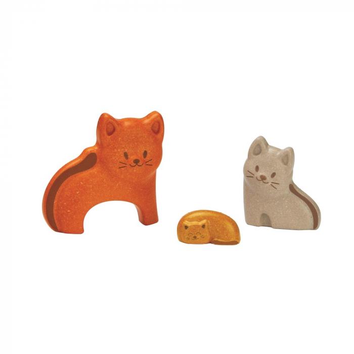 Puzzle din lemn cu pisicute [0]