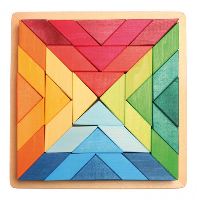 Puzzle Square Indian 1