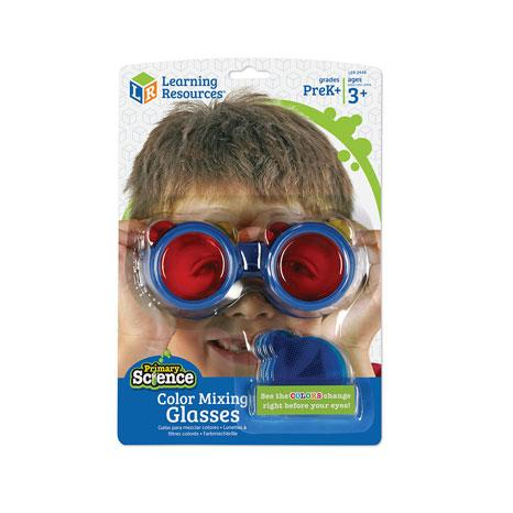 Ochelari cu lentile colorate 2