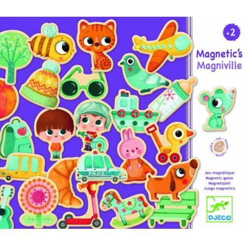 Orasul magnetic Magniville