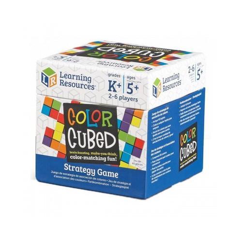 Color cubed - set educativ de strategie 1