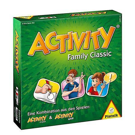 Activity Family Classic - Joc de societate 0
